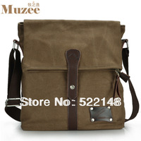 2013 new arrival  casual canvas bag vintage messenger bag  commercial handbag men luggage & travel bags