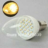 CREE Free Shipping (5pcs/lot) E14 3014 SMD 18LEDS 10W Candle Light Bulbs, Lamp AC85-265V,180 Degrees LED Spotlight lighting