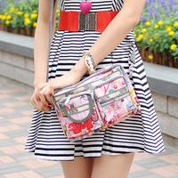 2013 casual messenger bag small waist pack female multi-purpose bag messenger bag female bag small mini
