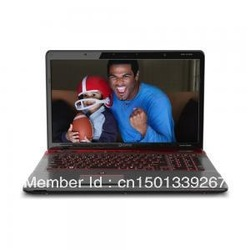 Qosmio X775-3DV80 17.3-Inch 3D Gaming Laptop - Fusion X2 Finish in Red Horizon(China (Mainland))