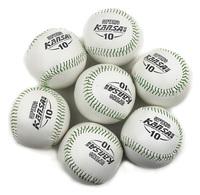 Baseball leather handmade ball rigid