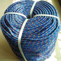 Rope rope life-saving rope 8mm hiking rope emergency rope tied coarse 1.8 meters