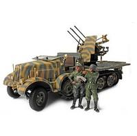free shipping ! FOV 80069 1:32 WWII German SD. KFZ.7 / 1 MIT 2CM quadruple anti-aircraft artillery