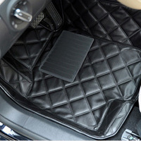 Leather big surrounded by mat FORD a perious fox full leather mat carnival car mats