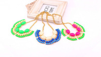 Min. order is $15(mix) 2013 wholesale jewelry Fashion Western statement choker necklace jewelry wholesale,Free shipping