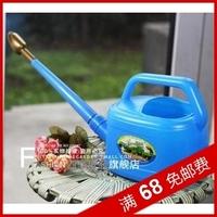 Blue spray bottle water kettle bonsai plants tools 2600ml