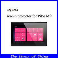 "10pcs/lot Free shipping 3 Layer clear Pipo max M9 quad core Full screen protector for 10.1"" tablet pc no retail pacakge"