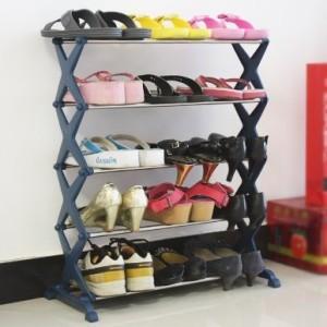 Diy five layer shoe hanger shoe storage hanger shoe hanger shoes storage
