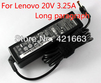 Original AC Adapter For LENOVO K29 K27 U460 20V 3.25A 65W 5.5*2.5MM , ADP-65KH B , PA-1650-56LC  36001651