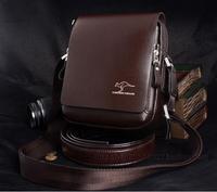 Handbags New arrival phalanger one shoulder cross-body business casual mini document bag men lather-bag