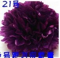 "80pcs 10cm/4"" Pom Poms Ball-Tissue Paper Pom Poms Flower Weddings, Woodland, Modern Vintage, Decorations #21"