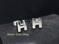 Famous Brand Stud Earrings Designer Jewelry Free Shipping High Quality Package (Dust Bag,Gift Box)#HE09