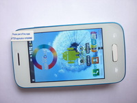 Feiteng Mini S4 i9500 9500 3.5inch Capacitive Screen android smartphone cell phone Android 4.1.1 256M RAM SC6820 1.0GHz