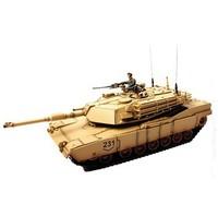 free shipping ! FOV 80066 1:32 U.S Abrams M1A1 Abrams Desert Painting