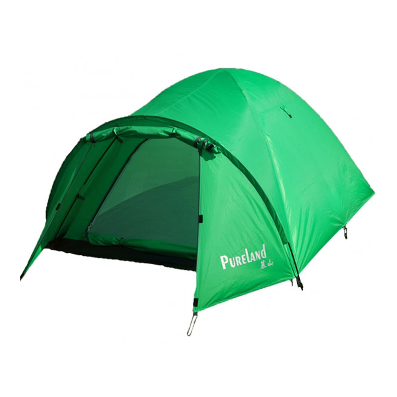Jidelande outdoor poors pureland double layer camping tent t02016(China (Mainland))