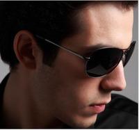 The new wave of men and women sunglasses Polarizer sunglasses classic sunglasses yurt