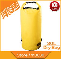 High Quality 30L Waterproof Dry Bag for Canoe Kayak Rafting Camping Free Drop Shipping Wholesale