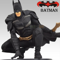 Free shipping CRAZY Genuine The Dark Knight Rises action figure Batman Bruce Wayne PVC figure 22cm height