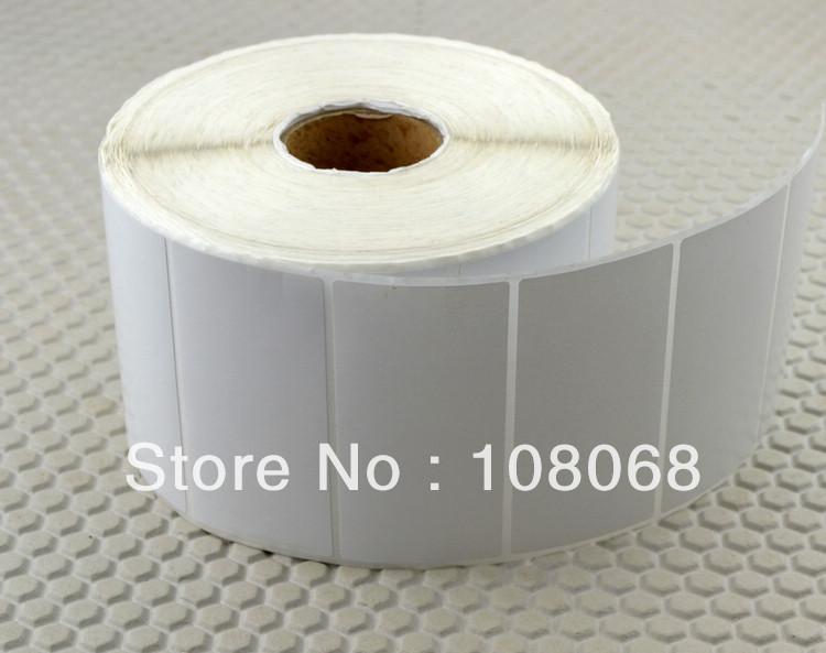 Blank Sticky Paper Blank Sticker Paper Roll 80*40