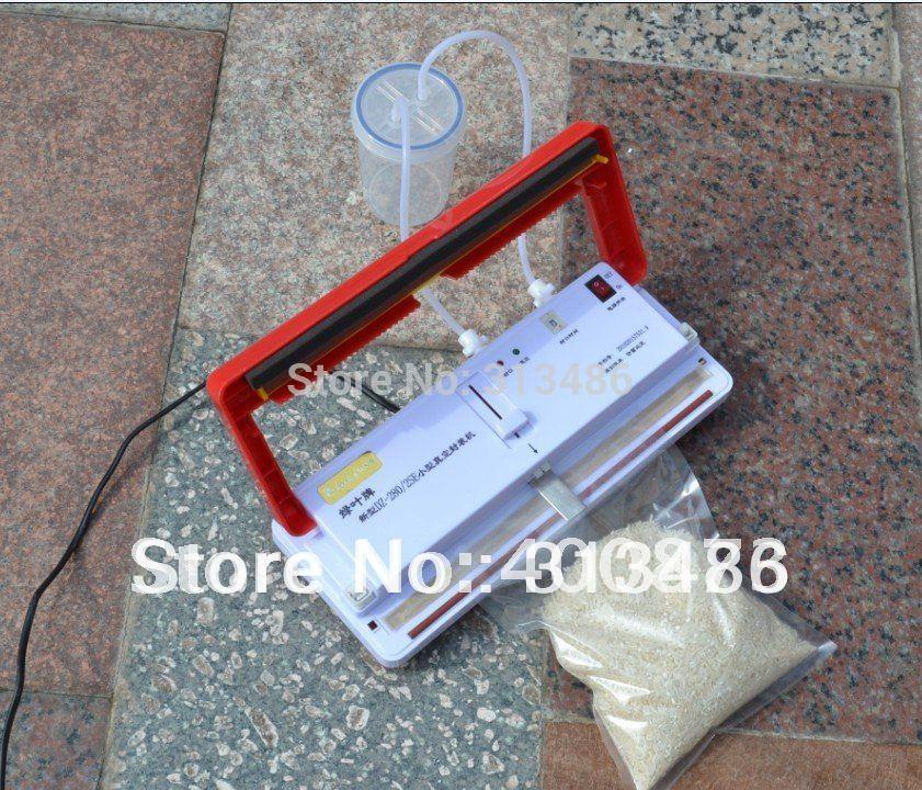 Sinbo Vacuum Sealer 110VAC dry or wet environment(China (Mainland))