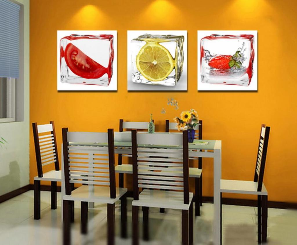 Shop Popular Kitchen Wall Decorating Ideas from China | Aliexpress