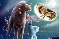 Hot sales metal crystal lovely Leo model usb 2.0 u disk twelve constellations usb flash drive free shipping