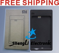 Free Shipping 100% original cradle battery charger, Seat charger Desktop Travel Charger for Xiaomi 2 M2/ M2S+Retail Packaging