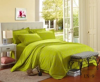 1200TC EGYPTION COTTON bedding set luxury,Include Duvet Cover Bed sheet Pillowcase,,King Queen Full Twin unvc11