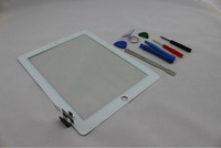 HOT SELL OEM NEW White Touch Screen Digitizer Replacement for Apple iPad 2+ Free Tools