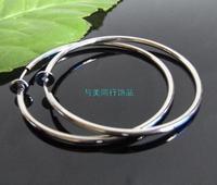 Fashion 5cm wideraperture cushiest earrings no pierced ear clip invisible earring female 323