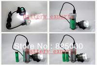 UltraFire C8 Cree XM - L T6 5-1300 lm Camping Mode Led Flashlight Torch +3 * 18650 4200 mah '+ super Charger