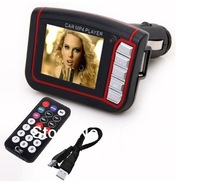 "Wholesale New LCD Car MP3 MP4 1.8"" Player FM Transmitter SD/MMC ."