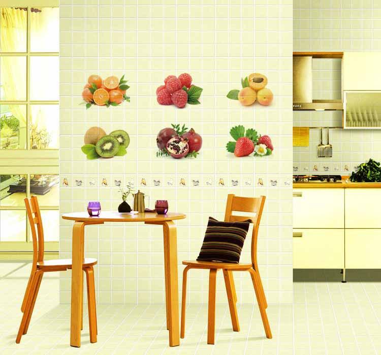 spedizione gratuita adesivi piastrelle cucina bagno adesivi di frutta