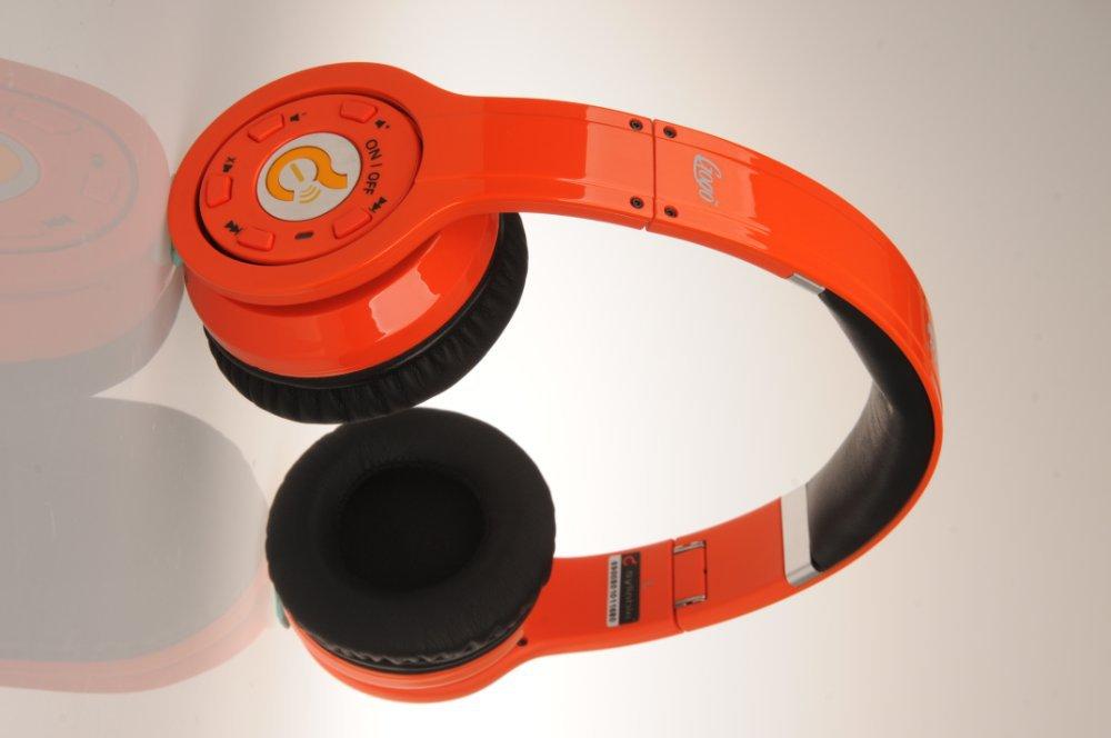 Os melhores fones de ouvido qualidade de som sílaba Headphone sem fio Bluetooth DJ de alto desempenho top venda(China (Mainland))