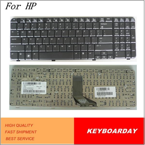Hg-uk Black Keyboard For hp
