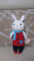 plush rabbit child present birthday present 1pc  free shipping promotional product