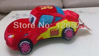 plush car plush toy 1 pc  free shipping