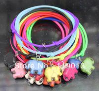 mini order 15$ Exaggerated color fashion elephant shape  multilayer Bracelet