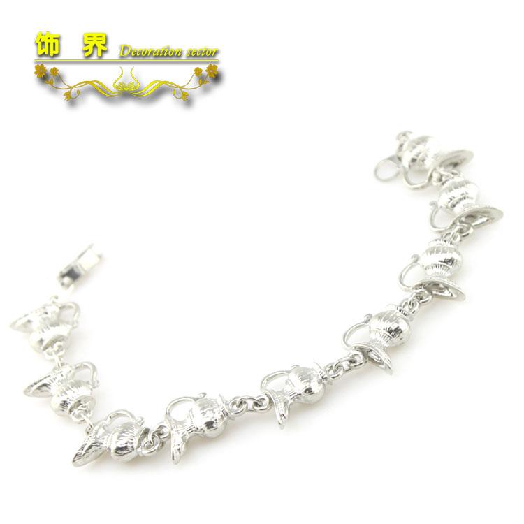 M65 accessories hip flask bracelet jewelry quality qh jewelry(China (Mainland))