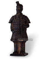 Terracotta Warrior rubber usb flash drive,creative design,Chinese historical figure usb flash drive