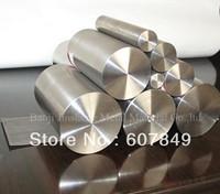 GR2 titanium bar  Dia30mm *L500mm ASTM B348 and titanium GR5 allen bolt 4mm x 25mm 100pcs