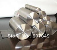 GR2 titanium bar  Dia30mm *L500mm ASTM B348 and titanium GR5 allen bolt 4mm x 25mm 100pcs