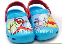 Free Shipping Sell Like Hot Cakes 2013 boy Sandal/Slippers Shoes size:6C7-12C13