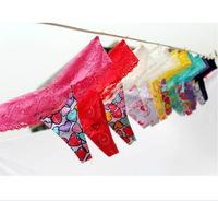 Женские трусики New Sexy 100% cotton Love lady briefs/ pants/underwear