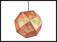 Tom Dixon  Etch Shade Copper (cm)50 +Free shipping