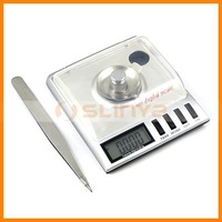 20g x 0.001g precision balance Mini Jewelry carat Weighing Scales