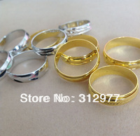 Wholesale(144pcs/Lots) Silver-plated Cake Decoration Jewelry Ring for Cake Ornament