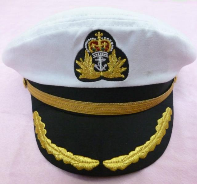 Child-navy-cap-sailor-hat-adult-uniform-hat-captain-cap-cadet-cap ...