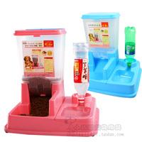 Automatic pet feeder autodrinker dog feeder cat water dispenser general