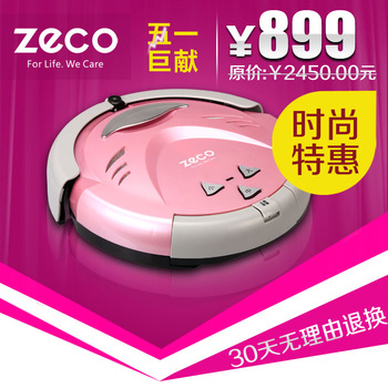 Zeco v300 sweeper robot vacuum cleaner intelligent automatic household cleaning